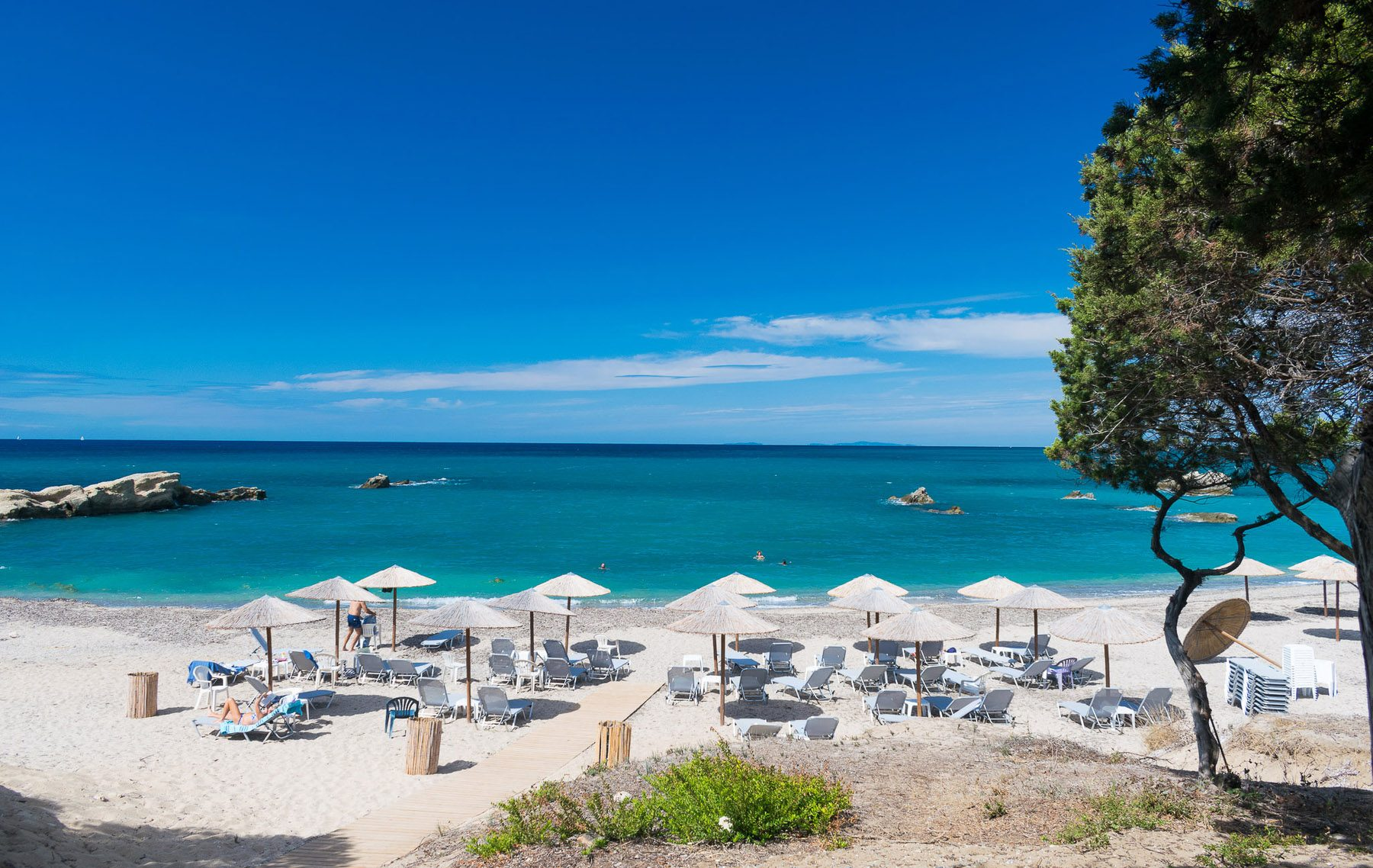Κανάλι Πρέβεζας – Blue Sea Hotel
